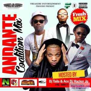 DJ Taila & DJ Hacker Jp - Andante Mix